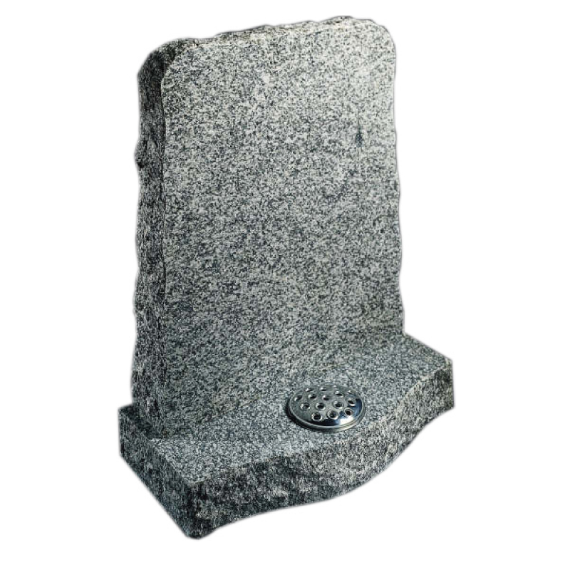 Grey Marl Headstone